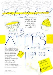 ondanksalles.org | Flyer High Tea